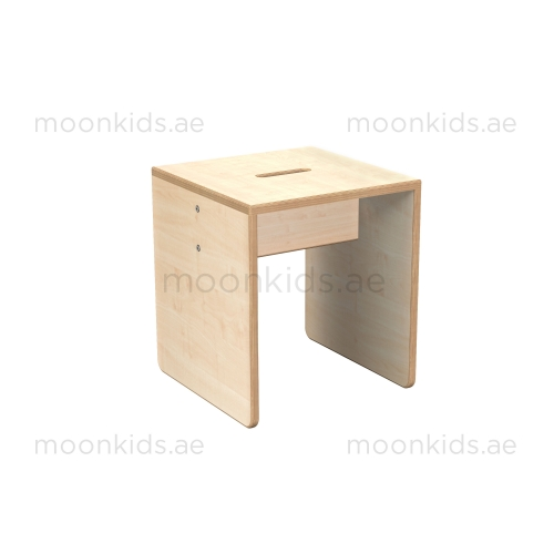 MOONKIDS-SQUAREBENCH-STOOL