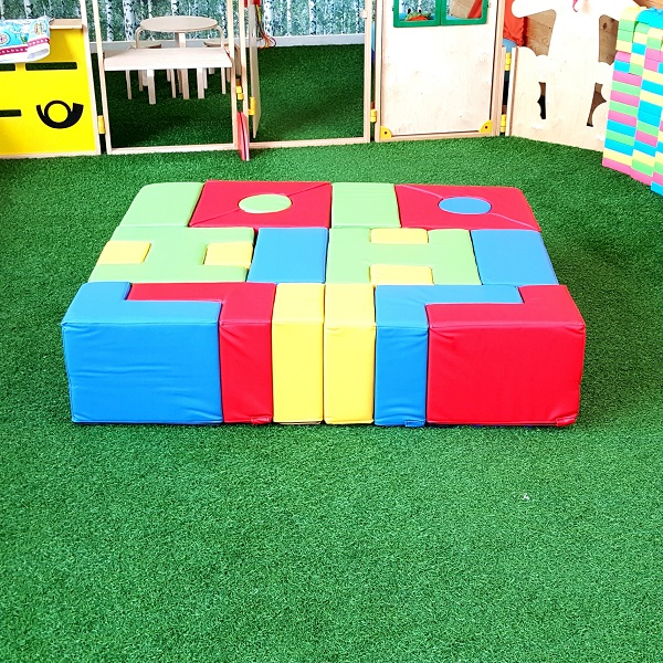 Moon Kids Building Blocks Set