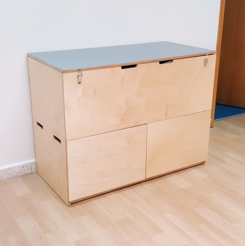Moon Kids Large Storage Box