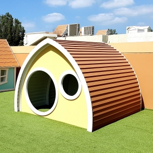 Moon Kids Hobbit House