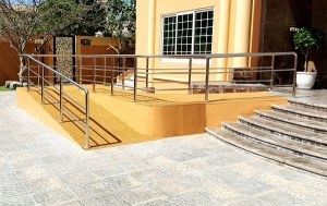 Moon Kids Wheelchair Ramp