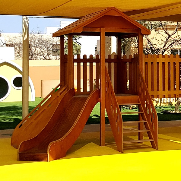 Moon Kids Wooden Multi Climber