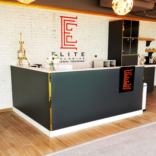 Moon Kids Elite Reception Desk