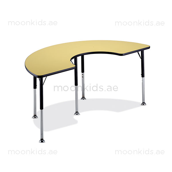 Moon Kids Secondary Class Room Semi Table