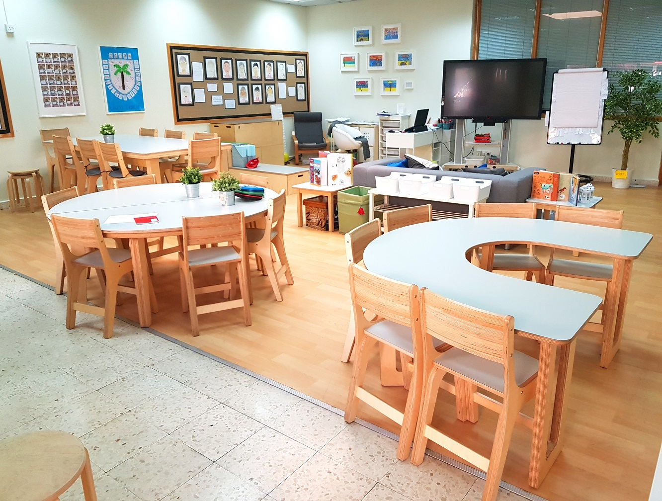 Dubai English Speaking School Classroom
