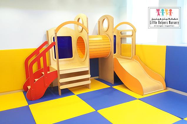 Moon Kids - Little Helpers Nursery - Abu Dhabi