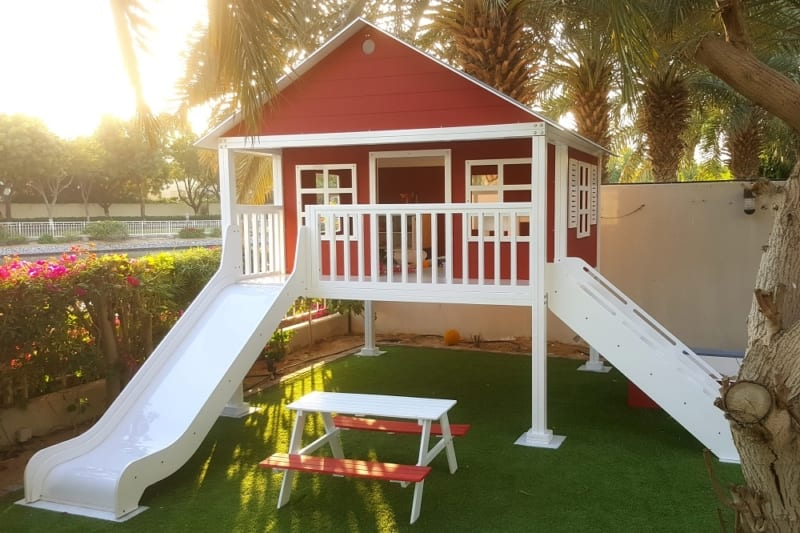 Moon Kids Home Project Garden Playhouse