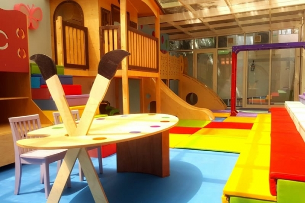 Moon Kids Home Project Play Room