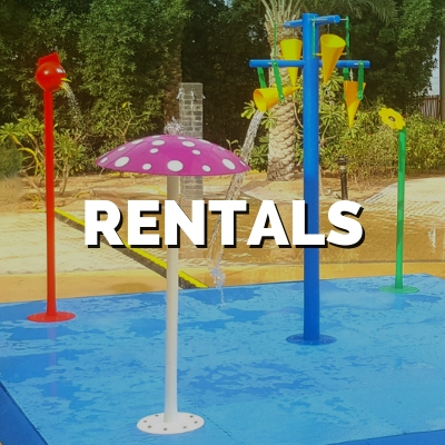 Water Splash Rentals