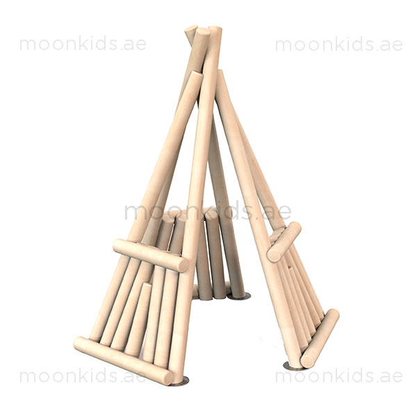INDROL20 Wooden Tepee