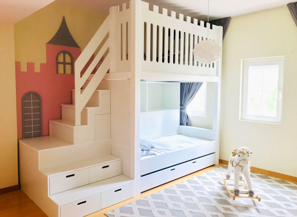 MOON KIDS - Bespoke Bedroom Furniture