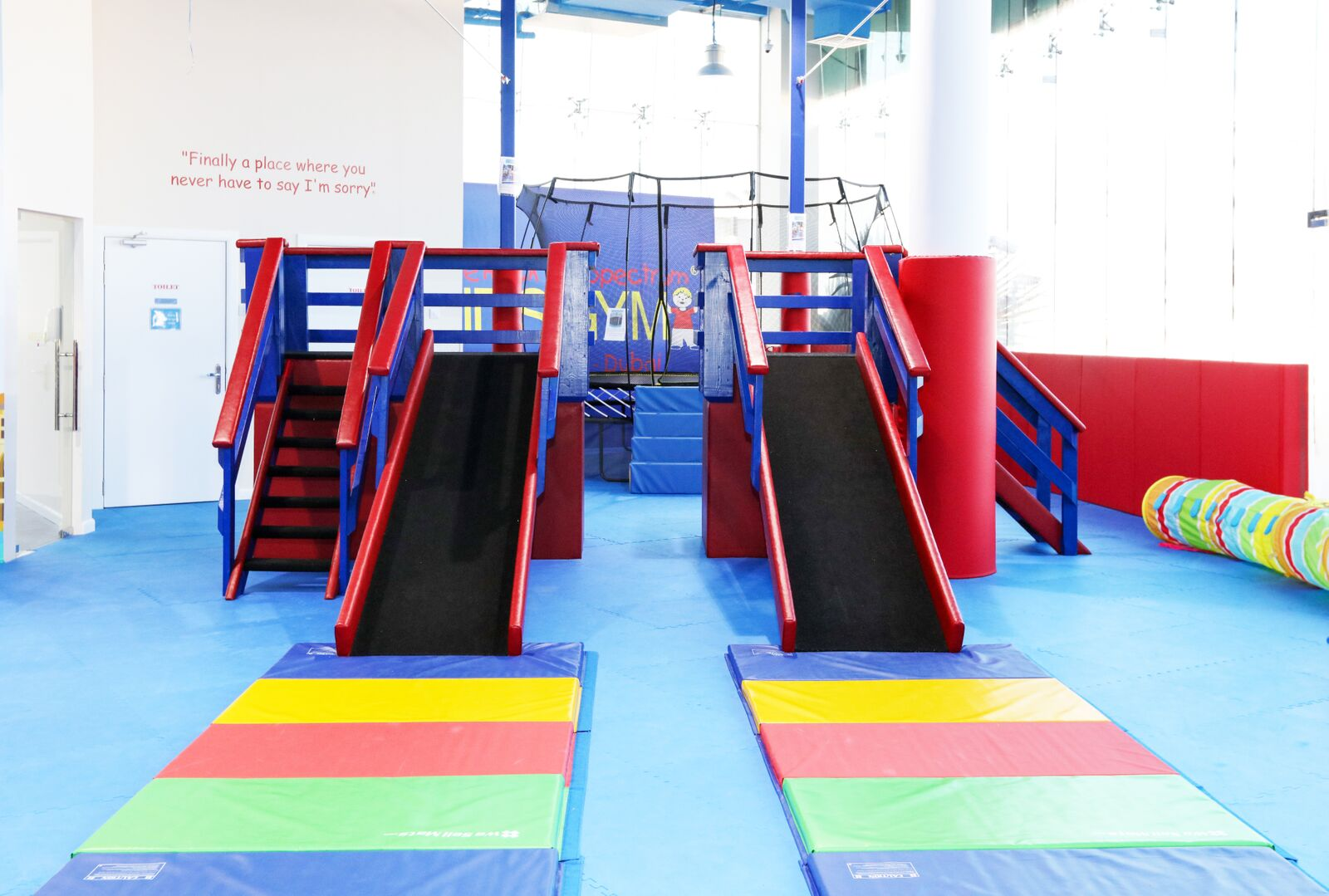 Indoor Play Equipment For Kids