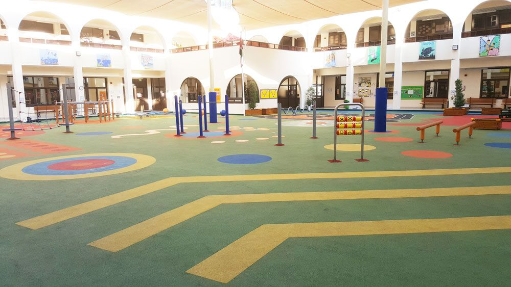 playground equipments for schools