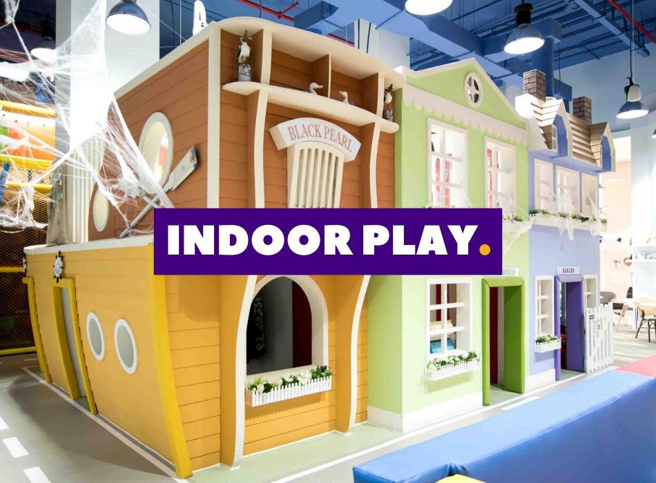 Moon Kids Play Equipment for Indoors Category