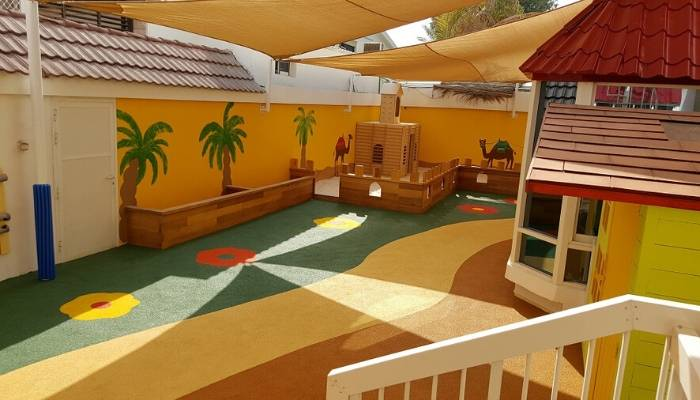 Moon Kids EPDM Flooring Inspiration