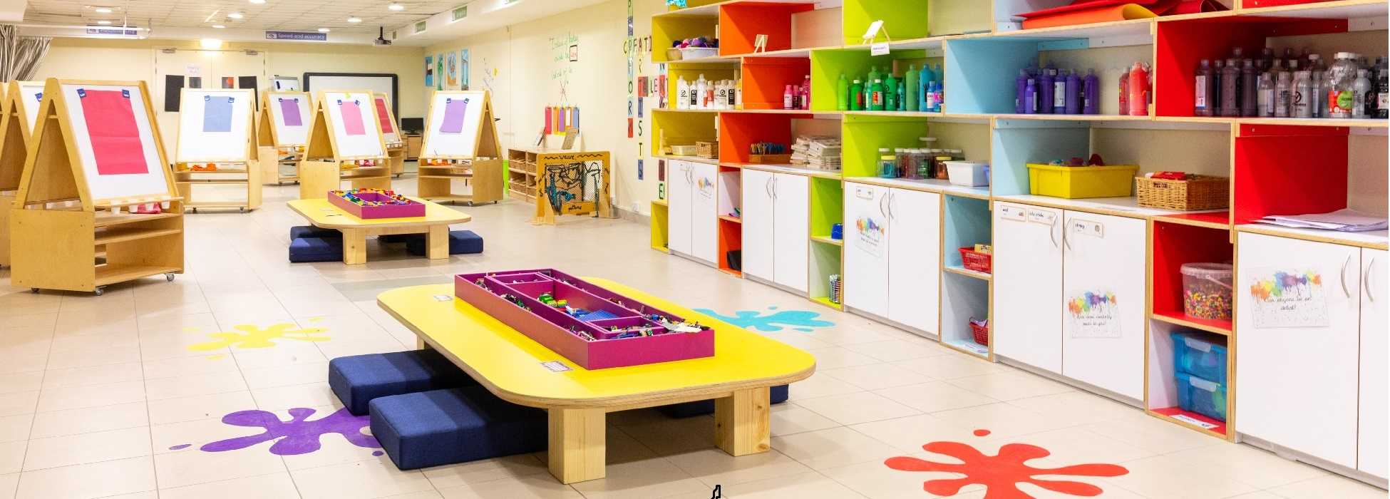 Moon Kids are the best makers of furniture and playgrounds in the UAE